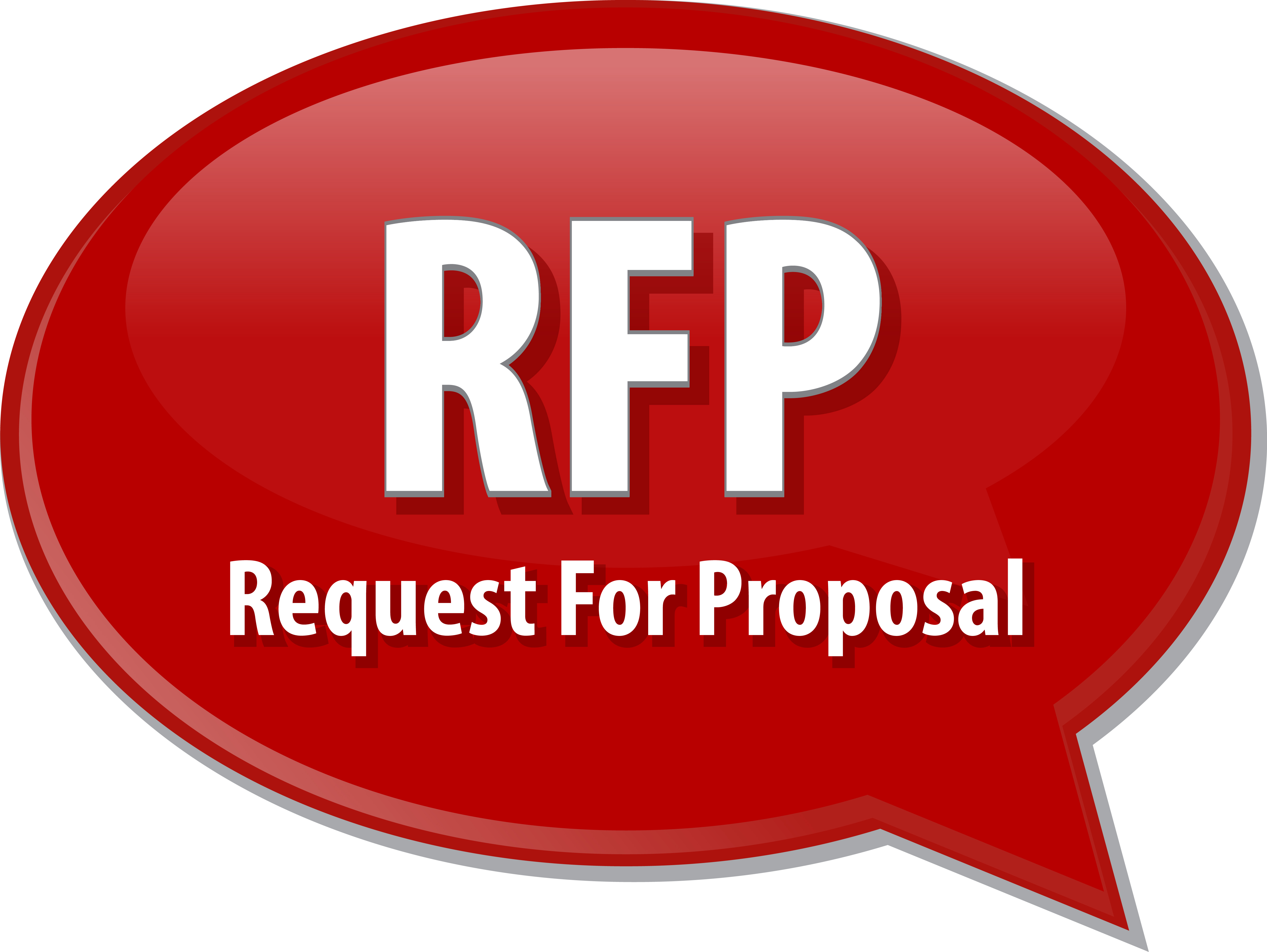 RFP in a bubble