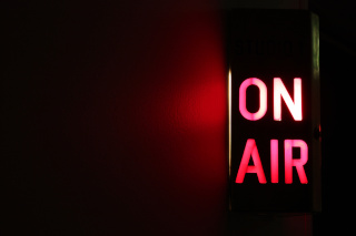 On Air message